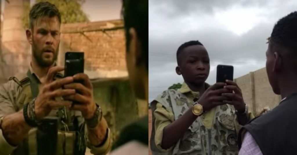 Inspiration : Ces enfants nigérians produisent des films Netflix avec les moyens du bord